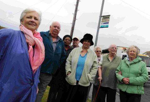 Bus routes to be saved from chop | Dorset Echo