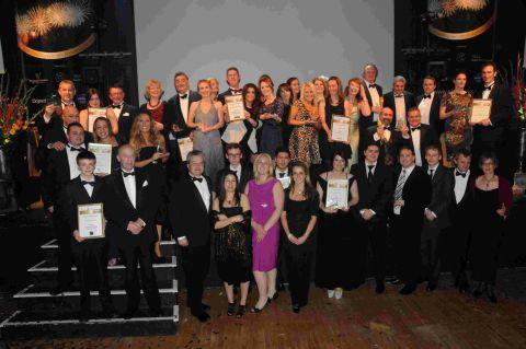 The Open 4 Business Awards at Weymouth