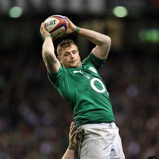 Ireland's Jamie Heaslip feels 'humbled' at being named captain
