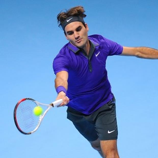 Roger Federer has reached the Barclays ATP World Tour Finals semi-finals