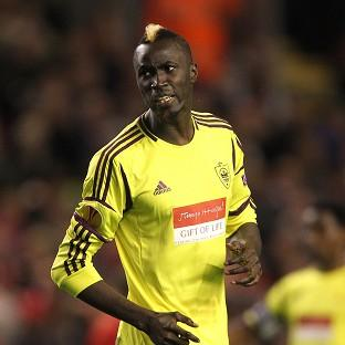 Lacina Traore scored the only goal as Anzhi Makhachkala beat Liverpool