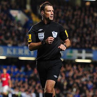 Mark Clattenburg has been interviewed by the FA