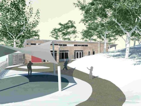 OBJECTIONS: The proposed new visitor centre at Hardy's birthplace