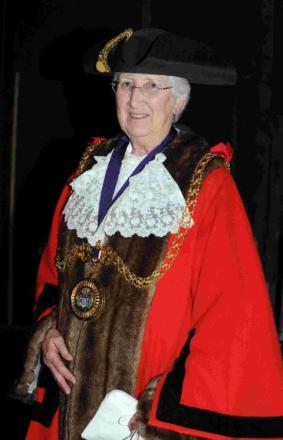 APPEAL: Mayor Margaret Leicester