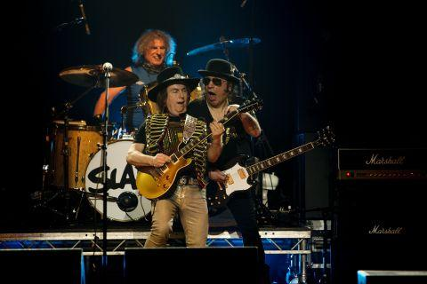Weer All Crazee Now: Slade in action