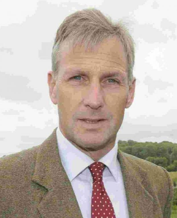 PLEA: Richard Drax MP