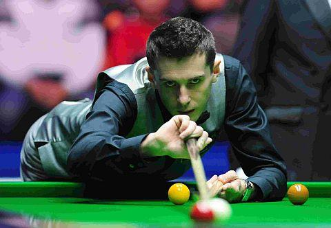 Dorset Echo: WINNING STREAK: Mark Selby