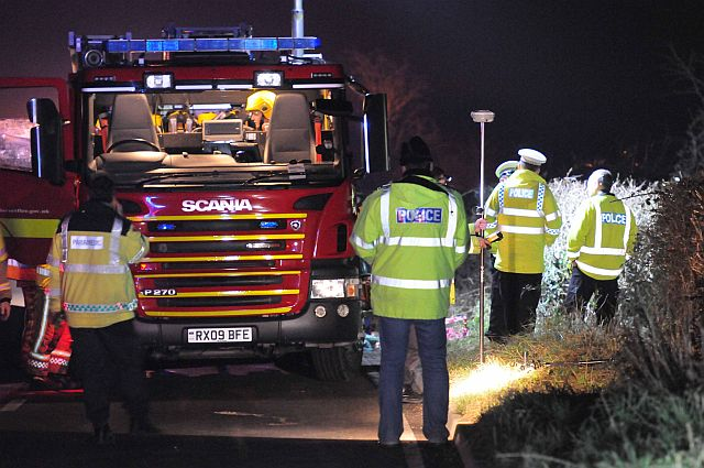 UPDATED: Pensioner dies in A353 Weymouth crash