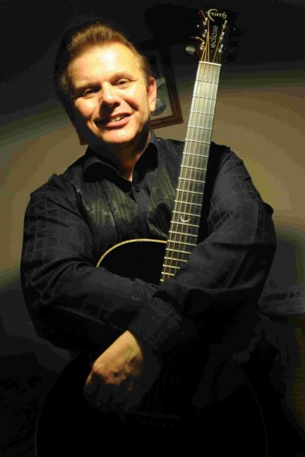 MUSIC MAESTRO: Johnny Cash impersonator Kevin Lovatt