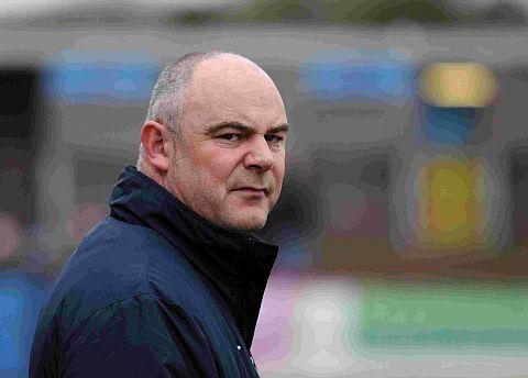 WASTED JOURNEY: Terras' boss Brendon King