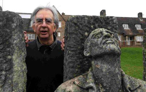 SENSE OF JUSTICE: Tony Gould is fighting for farmworkers' rights 179 years on from the Tolpuddle Martyrs