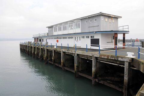 UPDATED: Man rescued off Weymouth Pleasure Pier