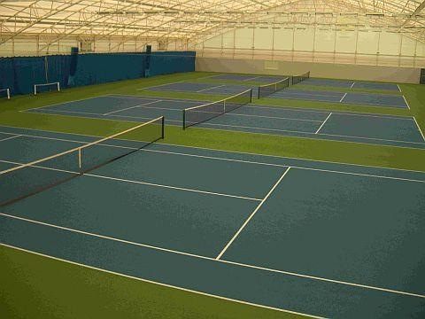 TOP FACILITIES: The Wey Valley Tennis Centre
