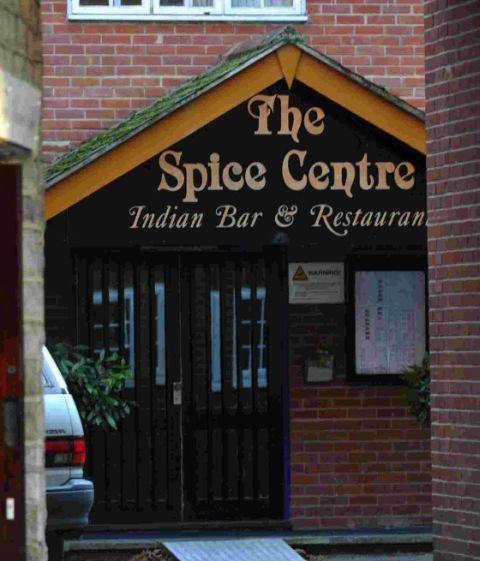 PLACE OF WORK: The Spice Centre in Dorchester