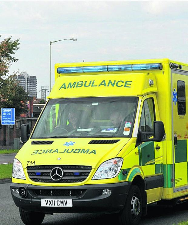 Joint ambulance service now covers Dorset and the South West