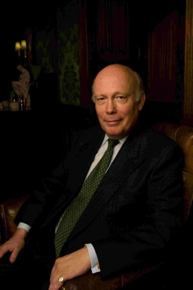SCHOOL DATE: Lord Fellowes