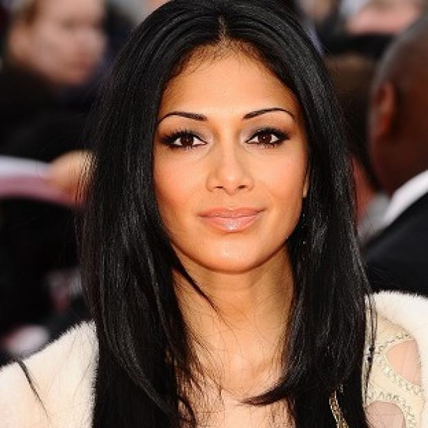 Nicole Scherzinger was a judge on the last series of The X Factor