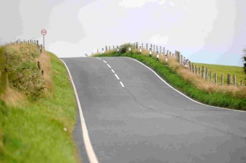 Council to restore white lines on Weymouth to Bridport coast road