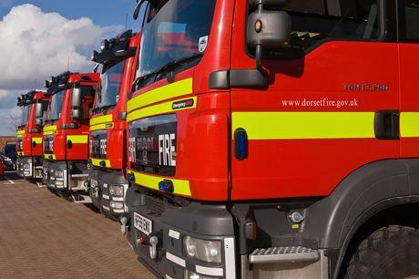 ALERT: Firefighters put out a chimney blaze in Purbeck