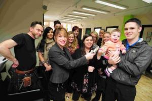 Scarlett's Starlets' fundraising for Weymouth girl