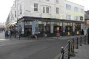 CURRYING FAVOUR: The William Henry pub in Weymouth