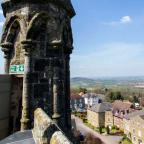Climbing Shaftesbury's Holy Trinity Tower
