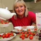 Host a strawberry tea party and help support breast cancer patients