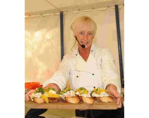 Celebrity chefs warm up for Bridport Food Festival