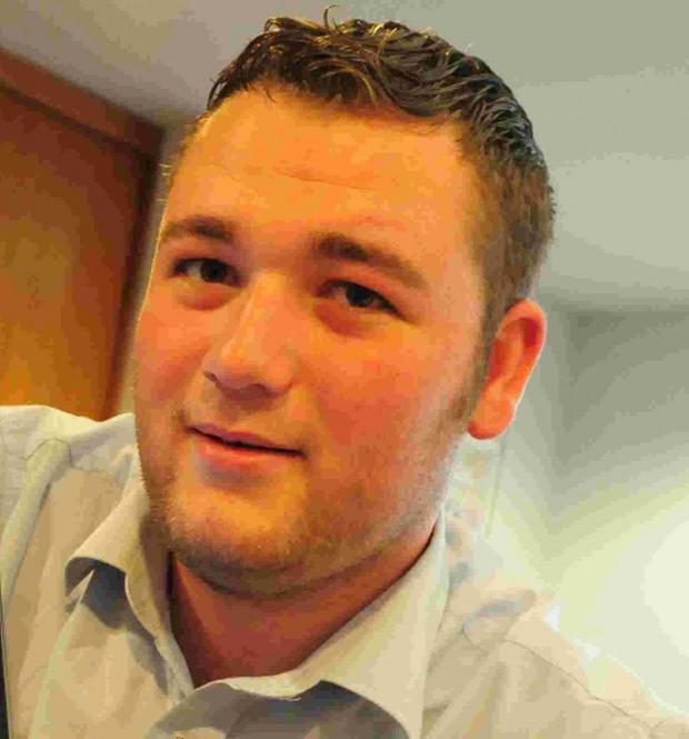 Dorset Echo: FACING TRIAL: Ryan Hope