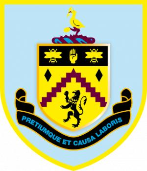 Dorset Echo: Football Team Logo for Burnley