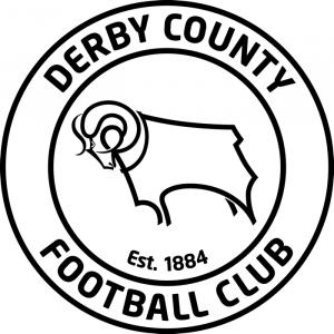 Dorset Echo: Football Team Logo for Derby County