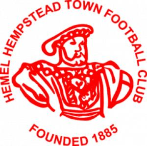 Dorset Echo: Football Team Logo for Hemel Hempstead Town