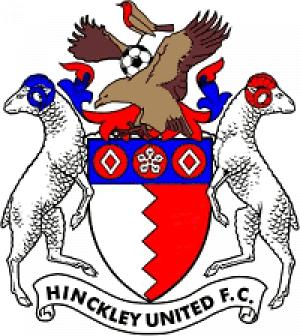 Dorset Echo: Football Team Logo for Hinckley United