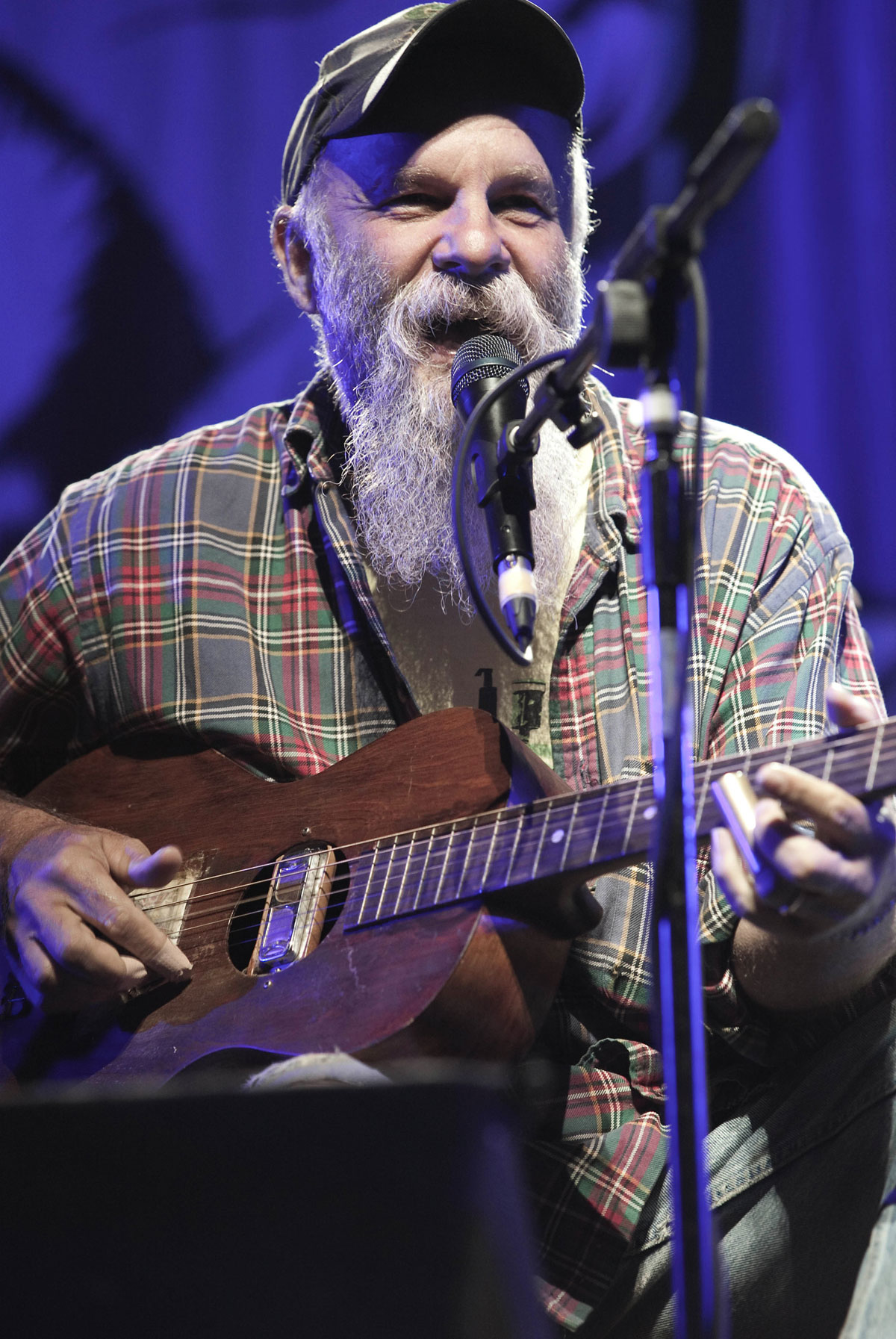 Seasick Steve: If I can't do what I want at my age, when can I?