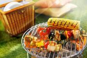 Keep barbecued food safe and healthy
