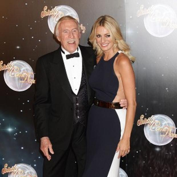 This year's series will return to the venue for a further heat with presenters Sir Bruce Forsyth and Tess Daly