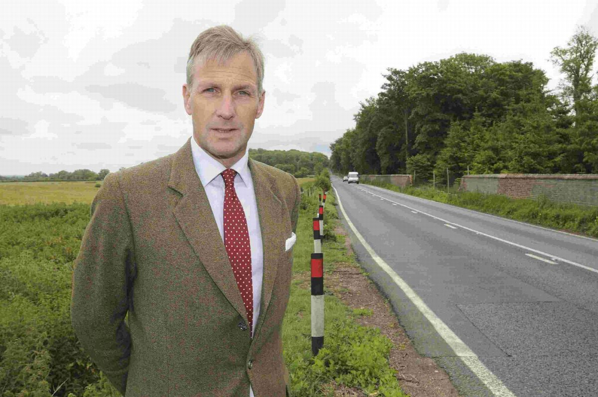 Richard Drax MP calls for defence spending increase