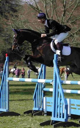 TOP RANKED: William Fox-Pitt