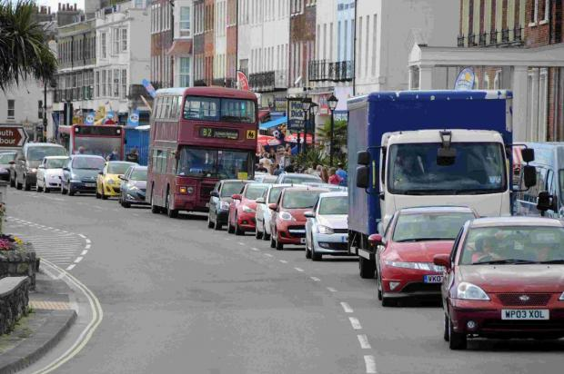 GRIDLOCK: Weymouth Esplanade