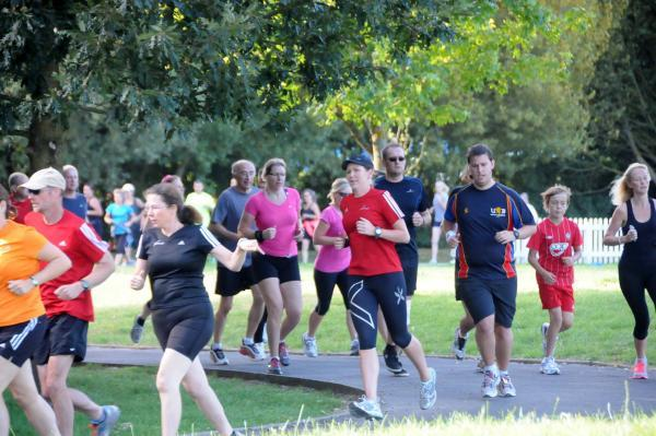 Parkrun Gillingham, Medway - Activities, Sports and Things to do in Medway