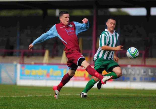 UNAVAILABLE: Sean Zima will be back with Weymouth Reserves tomorrow