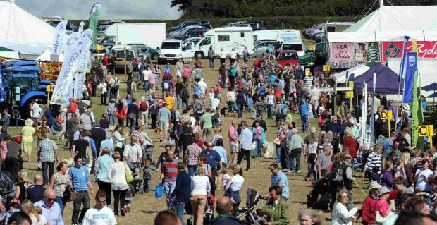 Free pitches for new local businesses at Dorset County Show