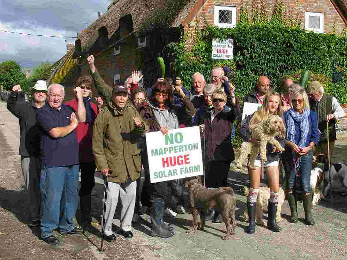 Concerns growing over plans to construct solar farm on Richard Drax's estate