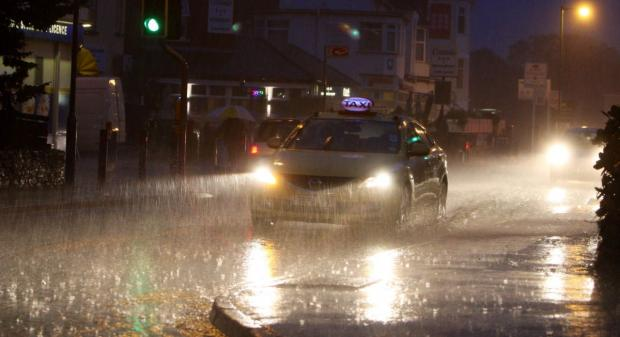 Safety advice issued following severe storms