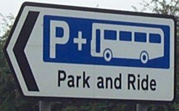 Council chiefs look to increase usage of park and ride