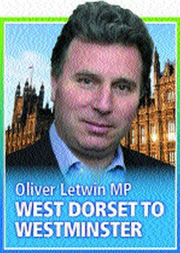 Dorset Echo: Oliver Letwin: Waste management matters