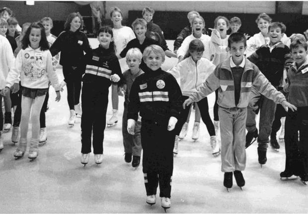 Dorset Echo: Westover Ice Rink Souvenir: Great memories to share at the December reunion