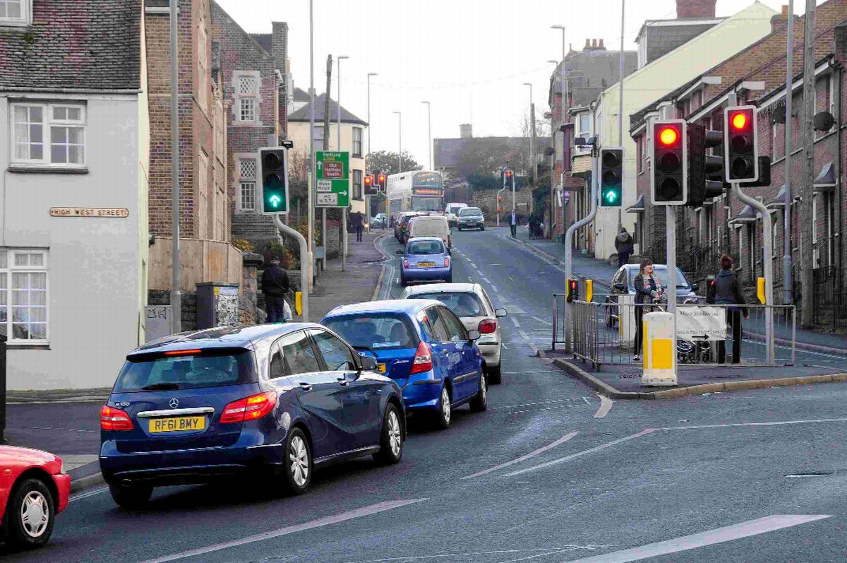 Changes ahead in Weymouth road system as council chiefs bow to pressure