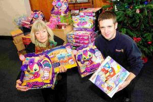 Delightful response from readers for Toy Appeal