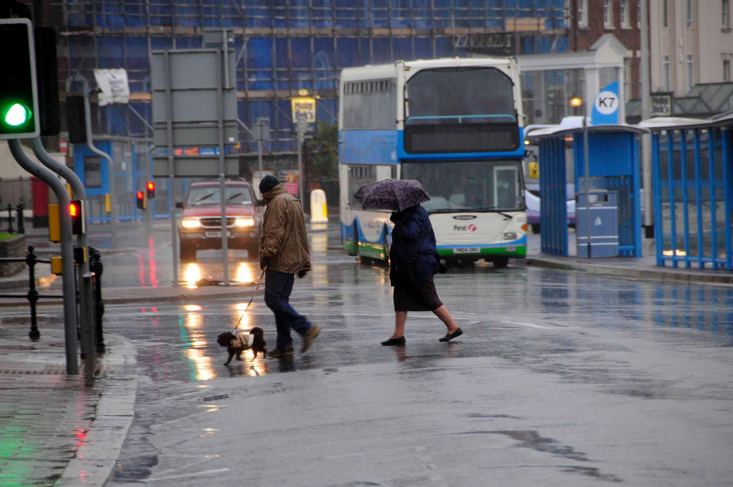 Dorset on alert for more wild weather